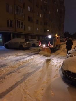 Spoločnosť vykonáva zimnú údržbu pre Mestskú časť Ružinov. Zimnú…